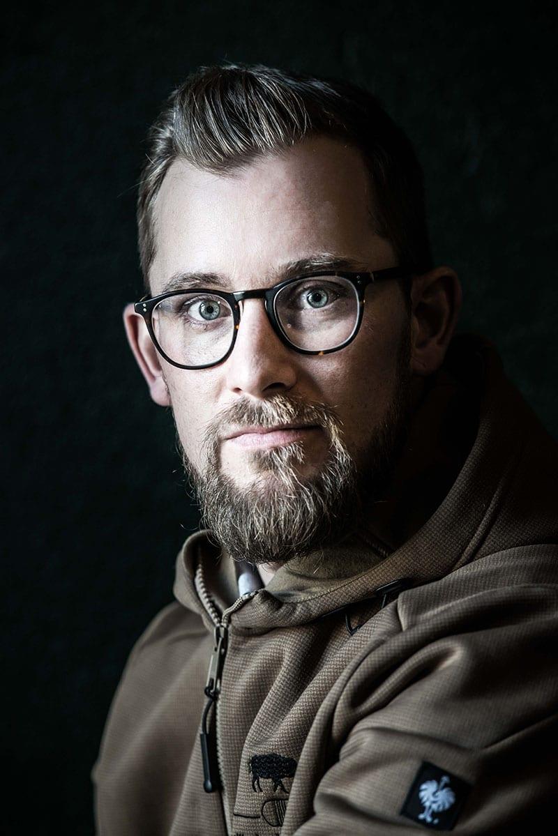 Portrait of Hervé Blanchard